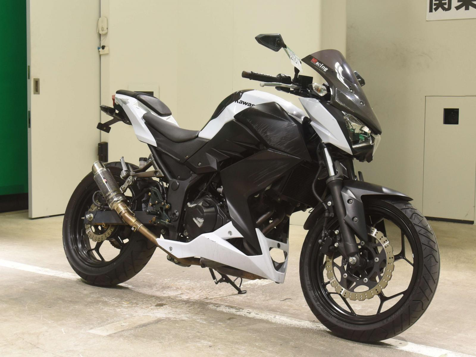 Kawasaki Z250 2014 год