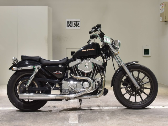 HD SPORTSTER CUSTOM XL1200C 2001 год