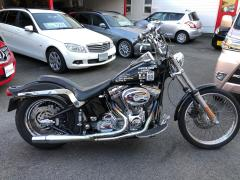 HD SOFTAIL FXST 2001 год