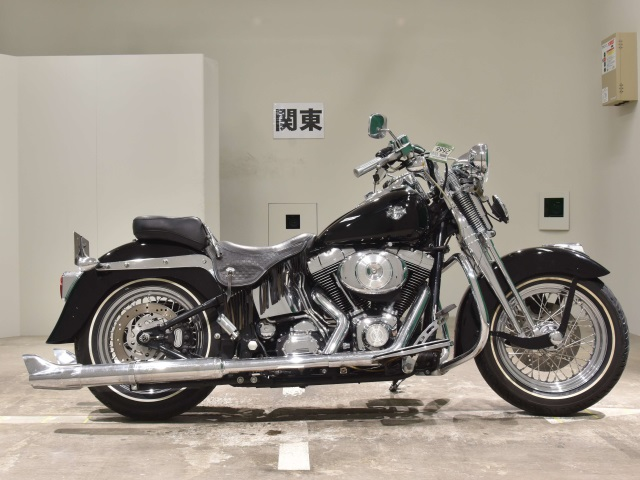 HD HERITAGE SPRINGER FLSTS1450 2001 год